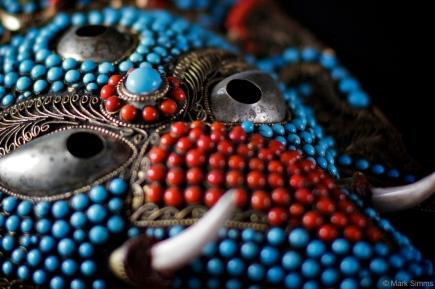 Ganesh Mask 1