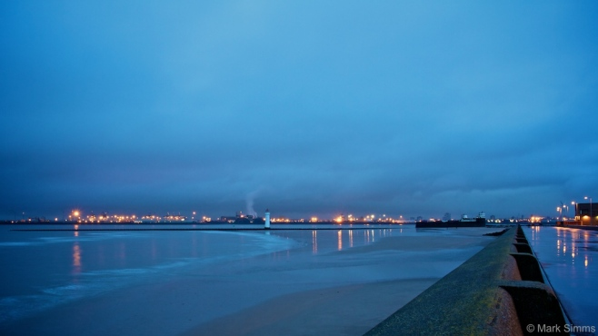 Low Light New Brighton 1