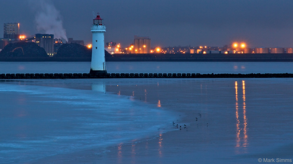 Low Light New Brighton 2