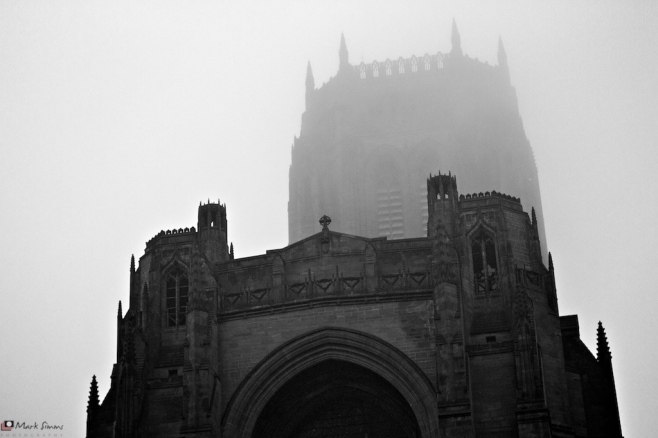 Misty Cathedral