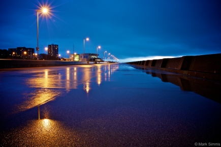Post-Rain Reflections 1