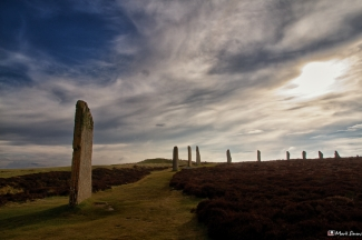 Ring of Brodgar 9