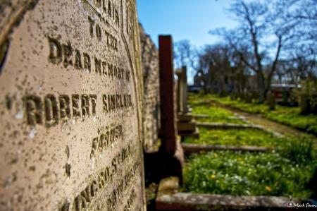 Robert Sinclair RIP