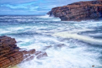 Cloudy Seas
