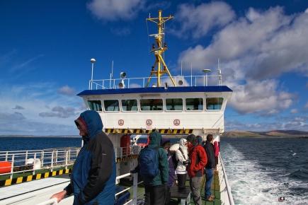 Crossing Scapa Flow