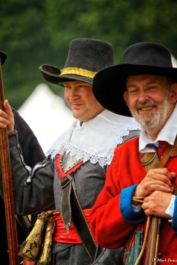 Jolly Musketeers