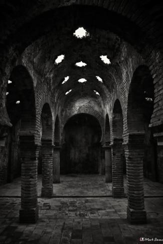 Moorish Bath House 2