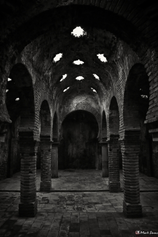 Moorish Bath House 2