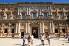 Palace of Charles V 4