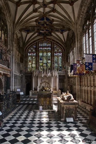 Beauchamp Chapel 1