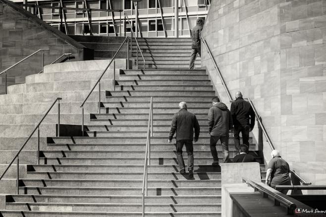 Sepia Steps