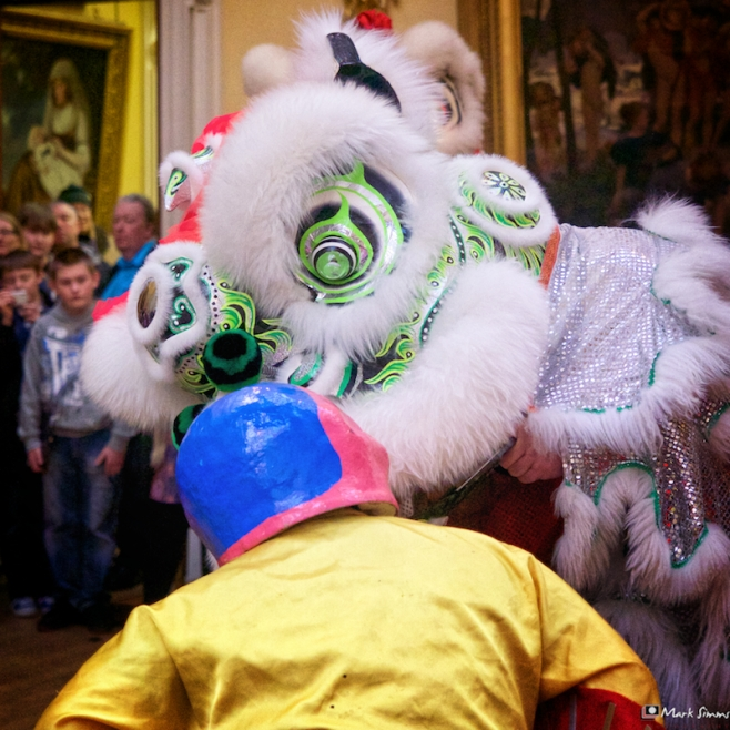 Chinese Lion Dance 1