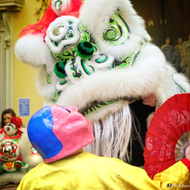 Chinese Lion Dance 2