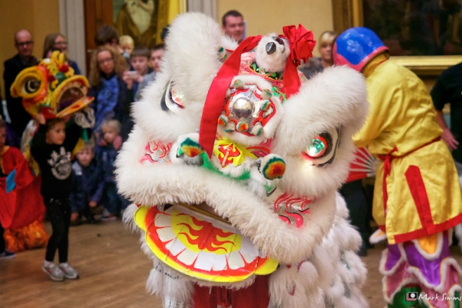 Chinese Lion Dance 4