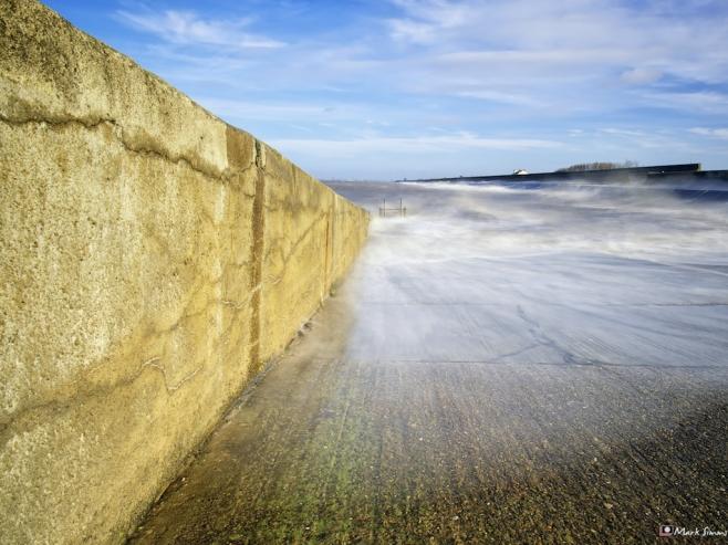 Meols Sea-wall 1