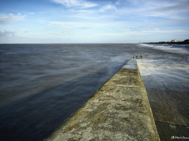 Meols Sea-wall 2