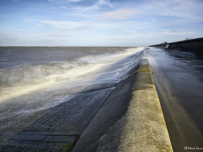 Meols Sea-wall 5