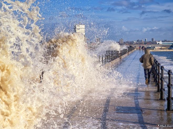 New Brighton Waves 1