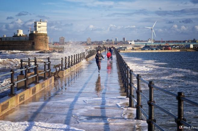 New Brighton Waves 2