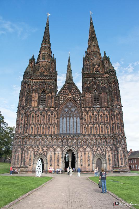 Lichfield Cathedral 1
