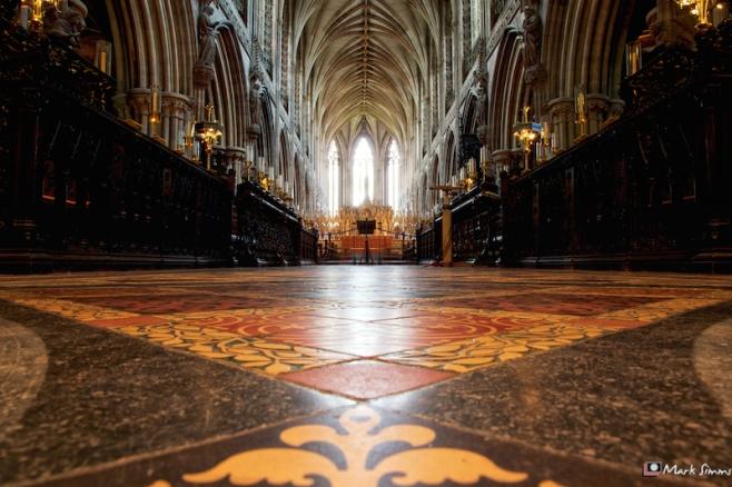 Lichfield Cathedral 16