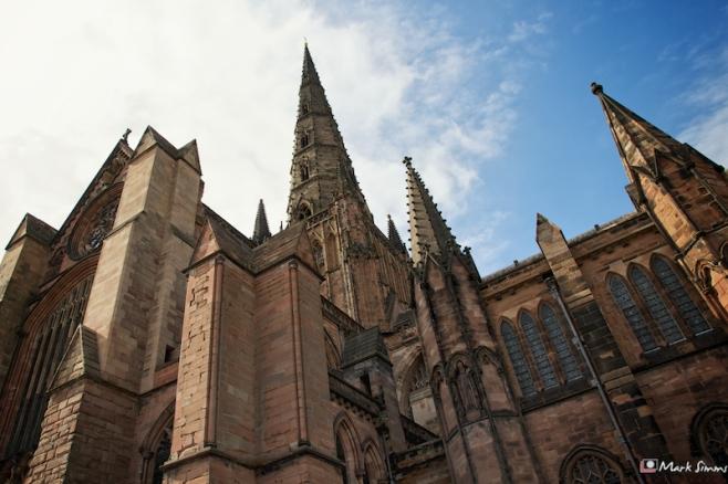 Lichfield Cathedral 5