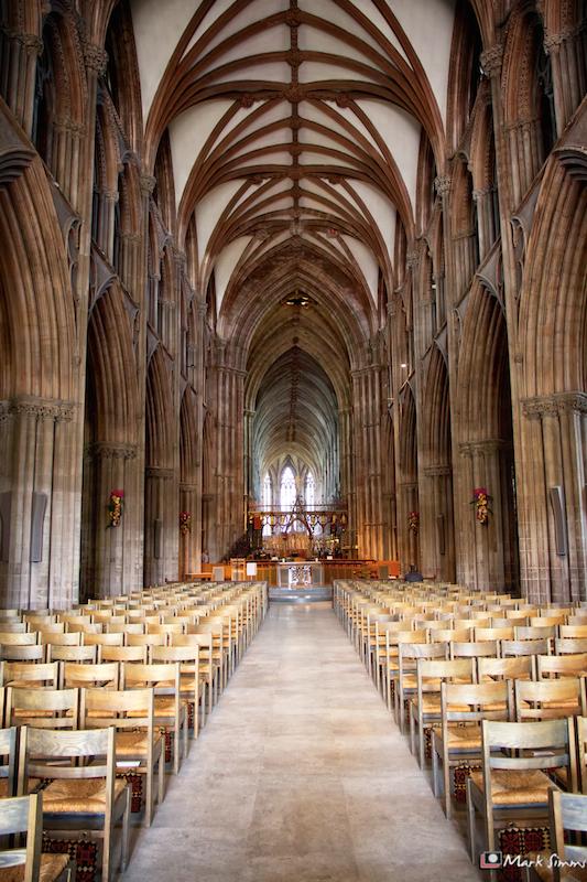 Lichfield Cathedral 9