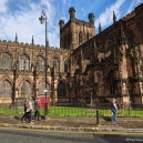 Chester Cathedral Exterior 5