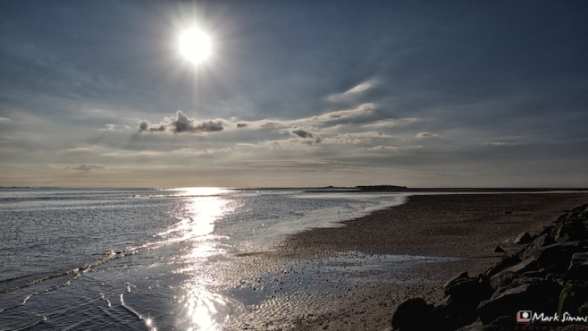 Silver Sun, West Kirby, Wirral, England