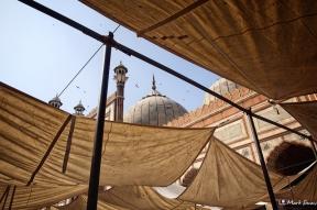 Jama Masjid, Friday Mosque, Old Delhi, India