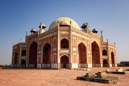 Humayun's Tomb, South Delhi, India