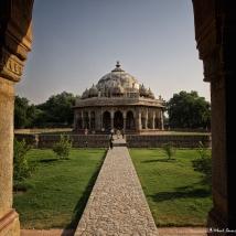 Humayun's Tomb, South Delhi, India