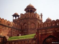 Red Fort (Lal Qila), Old Delhi, India