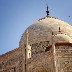 Taj Mahal, Agra, Uttar Pradesh, India