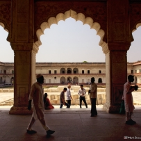 Red Fort, Agra, Uttar Pradesh, India
