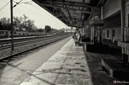 Railway, Bharatpur Junction, Rajasthan, India