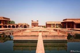 Fatehpur Sikri, Agra, Uttar Pradesh, India