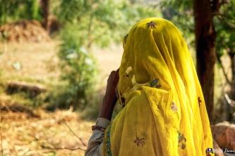 Village Life, Ramathra, Rajasthan, India