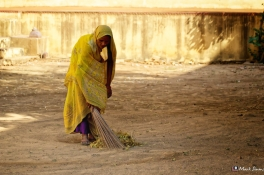 Village Life, Ramathra, Rajasthan, India