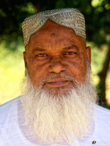 Portrait, Fatehpur Sikri, Agra, Uttar Pradesh, India