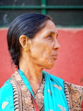 Portrait, Ranthambhore, Rajasthan, India