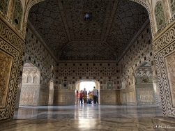 Inside Amber Fort, Jaipur, Rajasthan, India