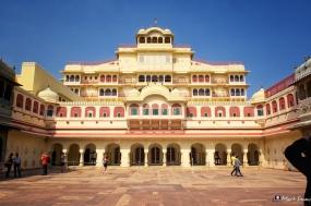 City Palace, Jaipur, Rajasthan, India