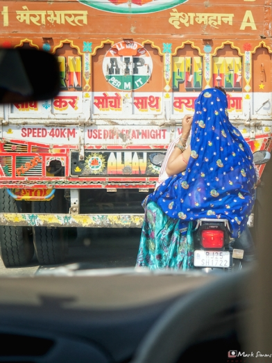 India on the Road