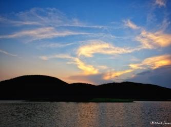Kalisil Lake, Ramathra, Rajasthan, India