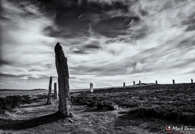 Wirral Open Print 2015 - Ring of Brodgar
