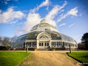Sefton Park Palm House, Liverpool, Merseyside, England