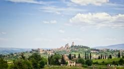 Medieval Manhattan, San Gimignano, Val D'Elsa, Tuscany, Italy