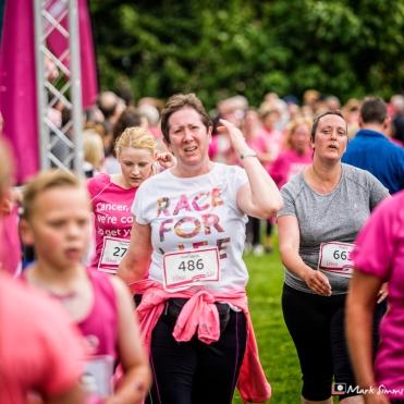 Race for Life 2015, Birkenhead, Wirral, Merseyside, England
