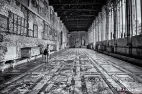 Camposanto Interior, Piazza dei Miracoli, Pisa, Tuscany, Italy